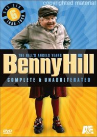 Benny Hill, Complete And Unadulterated: The Hills Angels Years - Set Six