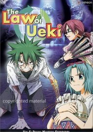Law Of Ueki: Volume 5 - Dogra Mansion Showdown