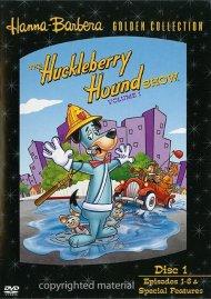 Huckleberry Hound: Volume 1 (Disc 1)