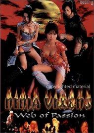 Ninja Vixens: Web Of Passion