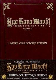 Kyo Kara Maoh!: Season 2 - Volume 1 (with Disc Book)