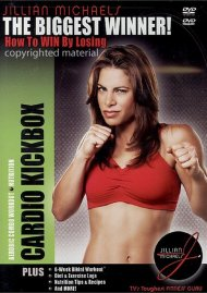 Jillian Michaels The Biggest Winner!: Cardio Kickbox