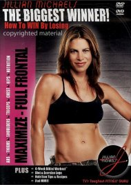 Jillian Michaels The Biggest Winner!: Maximize - Full Frontal