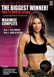 Jillian Michaels The Biggest Winner!: Maximize Complete