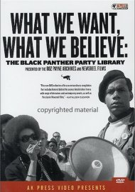 Black Panthers: What We Want, What We Believe - Black Panther Party Library
