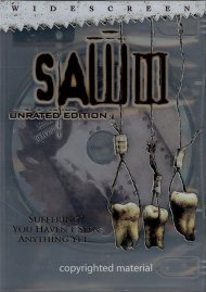 Saw III: Unrated (Widescreen)