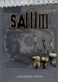 Saw III: Unrated (Fullscreen)