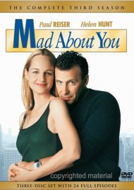 Mad About You: The Complete Third Season