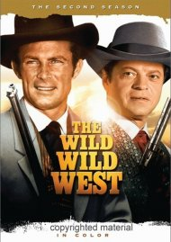 Wild Wild West, The: The Second Season