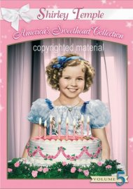 Shirley Temple: Americas Sweetheart Collection - Volume 5