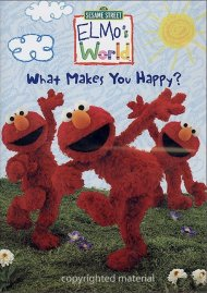 Elmos World: What Makes You Happy?