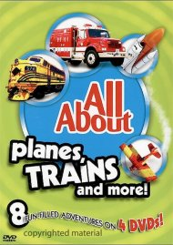 All About Planes, Trains And More!