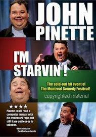 John Pinette: Im Starvin