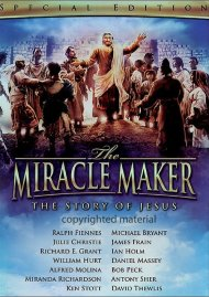 Miracle Maker: The Story Of Jesus - Special Edition