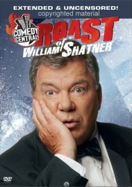 Comedy Central Roast Of William Shatner: Uncensored!