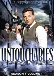 Untouchables, The: Season 1 - Volume 1
