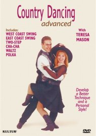 Country Dancing Advanced With Teresa Mason