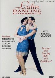 Latin Dancing Intermediate With Teresa Mason