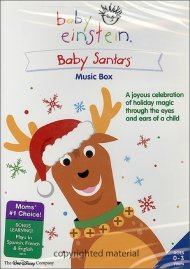 Baby Einstein: Baby Santas Music Box