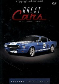 Great Cars: Mustang / Cobra / GT - 40