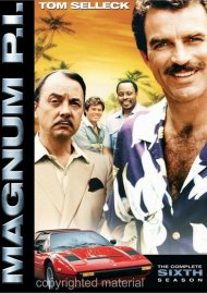 Magnum P.I.: The Complete Sixth Season