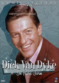 Comic Legends: Dick Van Dyke - In Rare Form