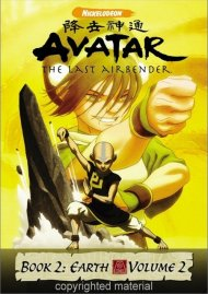 Avatar Book 2: Earth - Volume 2