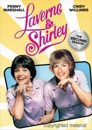 Laverne & Shirley: The Second Season