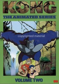 Kong: The Animated Series - Volume 2