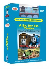 Thomas & Friends: A Big Day For Thomas (with Toy Train)