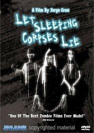 Leting Corpses Lie