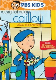Caillou: Caillou The Creative