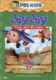 Jay Jay The Jet Plane: Jay Jays Big Mystery