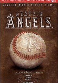 Vintage World Series Films: Anaheim Angels