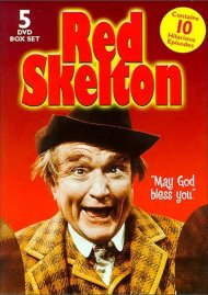 Red Skelton (5-Disc Set)