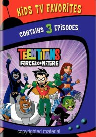 Teen Titans: F-rces Of Nature