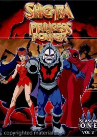 She-Ra: Princess Of Power - Season One - Volume 2