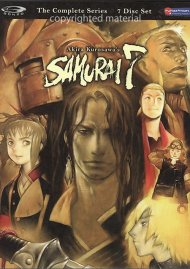Samurai 7: The Complete Series
