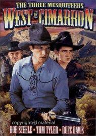 West Of Cimarron (Alpha)