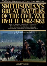 Smithsonians Great Battles Of The Civil War: Volume 2