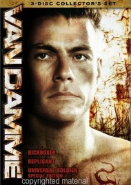 Van Damme: 3-Disc Collectors Set