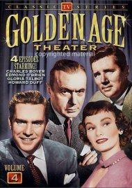 Golden Age Theater: Volume 4