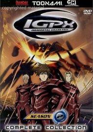 IGPX: Season 2 - Toonami Edition