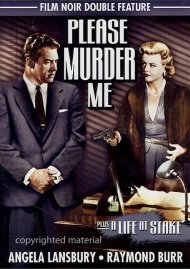 Please Murder Me / A Life At Stake (Double Feature)