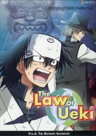 Law Of Ueki: Volume 6 - The Ultimate Sacrifices