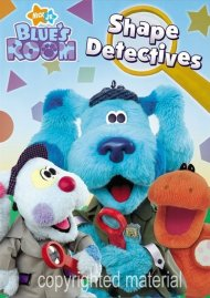 Blues Clues: Blues Room - Shape Detectives