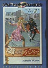 Erotic Adventures Of Zorro, The
