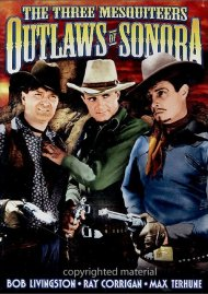 Outlaws Of Sonora (Alpha)