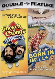 Cheech And Chongs Next Movie / Born In East L.A. (Double Feature)