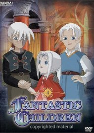 Fantastic Children: Volume 4